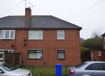 Thumbnail 2 bedroom flat for sale in Ralph Drive, Sneyd Green, Stoke-On-Trent