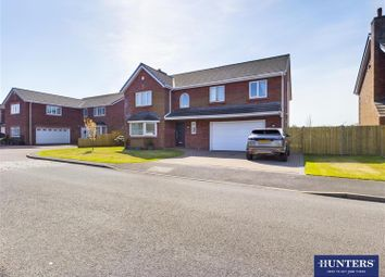 Thumbnail 4 bed detached house for sale in Larch Court, Moor Row
