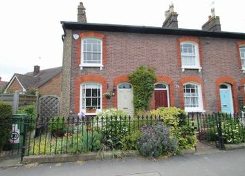 Thumbnail 2 bed terraced house to rent in Church Gate, High Street, Edlesborough, Dunstable
