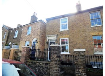 Thumbnail 3 bed end terrace house for sale in East Hill, Dartford
