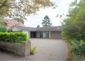 Thumbnail 4 bed detached bungalow for sale in Cheapside, Woking