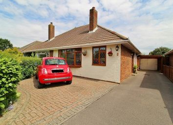 Thumbnail 2 bed semi-detached bungalow for sale in Cross Lane, Waterlooville