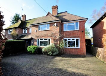 Thumbnail 4 bed semi-detached house to rent in West Hill, Elstead, Godalming
