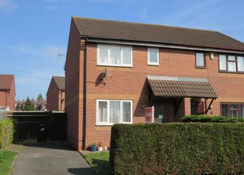 Thumbnail 3 bed semi-detached house for sale in Regent Gardens, Hereford