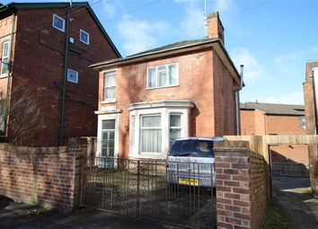 Thumbnail 4 bedroom detached house for sale in Burton Road, Derby