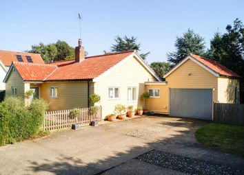 Thumbnail 3 bed detached bungalow for sale in Lodge Road, Walberswick, Southwold