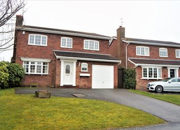 Thumbnail 4 bed detached house for sale in Sycamore Drive, Groby, Leicester
