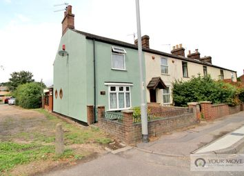 Thumbnail 2 bed terraced house for sale in Beccles Road, Bradwell, Great Yarmouth