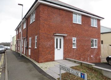 Thumbnail 2 bed end terrace house to rent in Parsons Close, Holsworthy