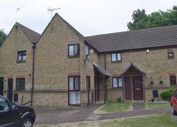 Thumbnail 2 bedroom terraced house for sale in Littlebury Court, Basildon, Essex