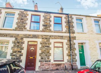 Thumbnail 2 bed terraced house for sale in Bedford Street, Cathays, Cardiff