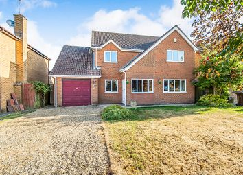 Thumbnail 4 bedroom detached house for sale in Church Mews, Sutterton, Boston