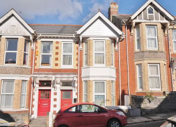 Thumbnail 4 bed terraced house for sale in Maple Grove, Mutley, Plymouth
