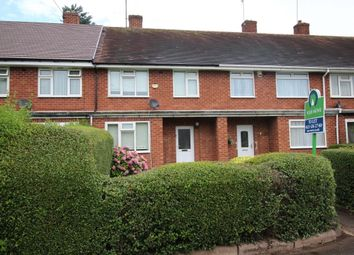 Thumbnail 2 bed terraced house to rent in Quinton Road, Harborne, Birmingham