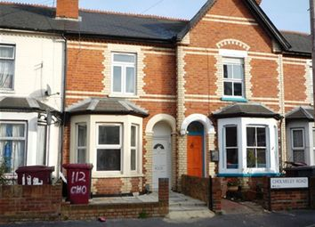 Thumbnail Property to rent in Cholmeley Road, Reading, Berskshire