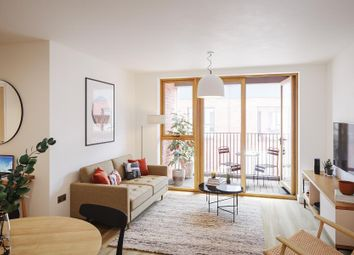 Thumbnail 2 bed flat for sale in Ironworks, David Street, Holbeck Urban Village, Leeds
