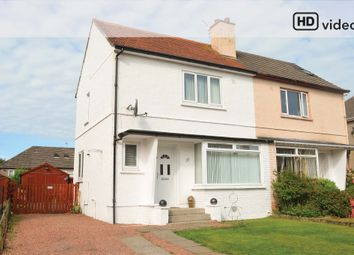 Thumbnail 3 bed semi-detached house for sale in Lawrence Avenue, Helensburgh