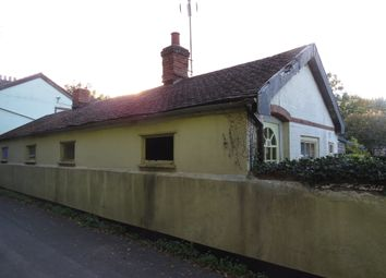 Thumbnail 2 bed detached bungalow for sale in Old Paper Mill Lane, Claydon, Ipswich