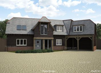 Thumbnail 4 bed detached house for sale in Church Court, Seasalter, Whitstable, Kent