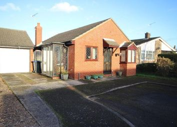 Thumbnail 2 bedroom detached bungalow to rent in Lester Drive, Haddenham, Ely