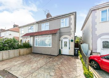 Thumbnail 3 bed semi-detached house for sale in Melbourne Road, Clacton-On-Sea