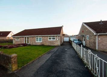 Thumbnail 2 bed bungalow for sale in Ty Llwyd Park, Quakers Yard