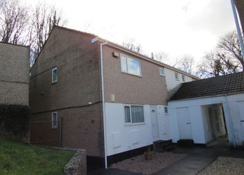 Thumbnail 2 bed maisonette for sale in Bellingham Crescent, Plympton, Plymouth