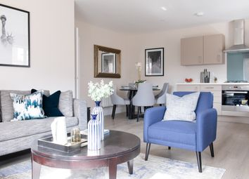 Thumbnail 2 bed flat for sale in Flat 1, 6 Pavilion Park, East Molesey, Surrey