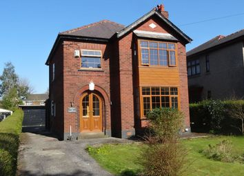 Thumbnail 3 bedroom detached house for sale in Fulwood Row, Fulwood, Preston