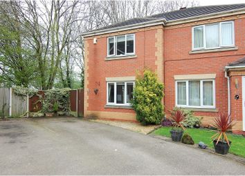 Thumbnail 2 bed semi-detached house for sale in Windmill View, Nottingham