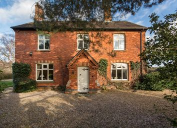 Thumbnail 5 bed detached house for sale in Main Road, Tallington, Stamford