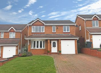 Thumbnail 4 bed detached house for sale in Haydock Road, Catshill, Bromsgrove