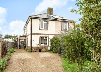 Thumbnail 3 bed semi-detached house for sale in Northney Road, Hayling Island
