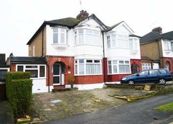 Thumbnail 4 bed semi-detached house for sale in Aberdale Gardens, Potters Bar