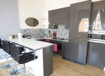 Thumbnail 2 bed flat to rent in Harley Buildings, Liverpool