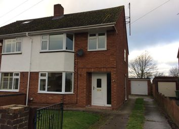 Thumbnail 3 bed semi-detached house to rent in Dark Lane, Swindon Village, Cheltenham