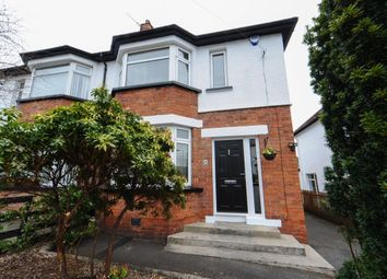 Thumbnail 3 bed semi-detached house for sale in Thornhill Park, Belfast