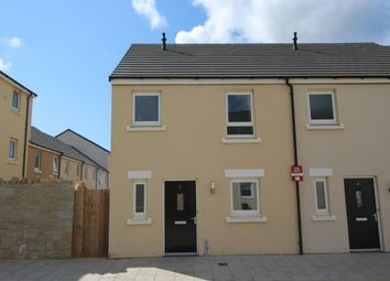 Thumbnail 3 bed semi-detached house for sale in Dolcoath Avenue, Camborne