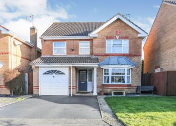 Thumbnail 4 bedroom detached house for sale in Whitehead Grove, Balsall Common, Coventry