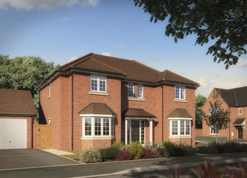 "Thumbnail 4 bed detached house for sale in ""The Cromwell"" at Bosworth Avenue, Stratford-Upon-Avon"