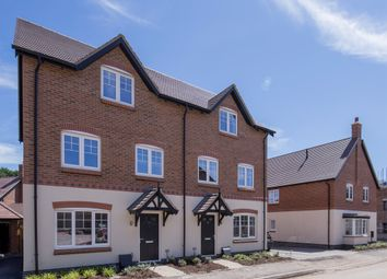 Thumbnail 4 bed semi-detached house for sale in Kenilworth Road, Balsall Common, Coventry