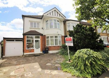 Thumbnail 4 bedroom semi-detached house for sale in Langley Crescent, Wanstead, London