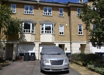 Thumbnail 5 bed town house to rent in Samuel Gray Gardens, Kingston Upon Thames