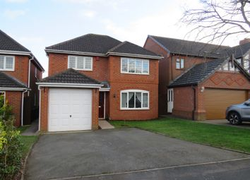 4 bed detached house for sale in Pinfold Lane, Cheslyn Hay, Walsall WS6