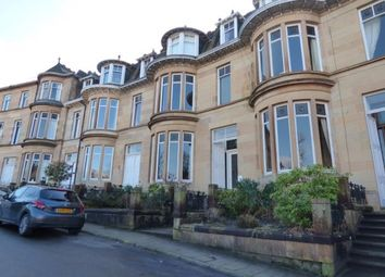 Thumbnail 1 bed flat for sale in Princes Gardens, Dowanhill, Glasgow