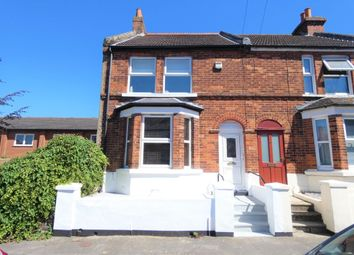 Thumbnail 2 bed semi-detached house for sale in Broomfield Road, Folkestone