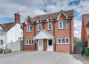 Thumbnail 3 bed town house for sale in Brockhill Lane, Brockhill, Redditch