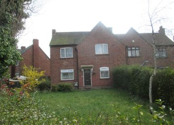 Thumbnail 3 bed semi-detached house to rent in Blackthorne Road, Smethwick