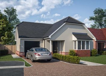 Thumbnail 2 bed detached bungalow for sale in Off Whichers Gate Road, Rowlands Castle