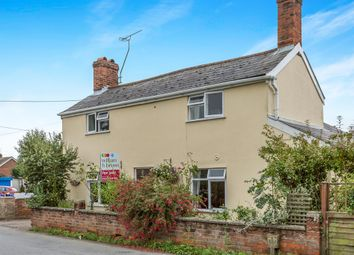 Thumbnail 2 bed detached house for sale in The Street, Whatfield, Ipswich
